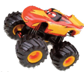 ASM MONSTER TRUCK
